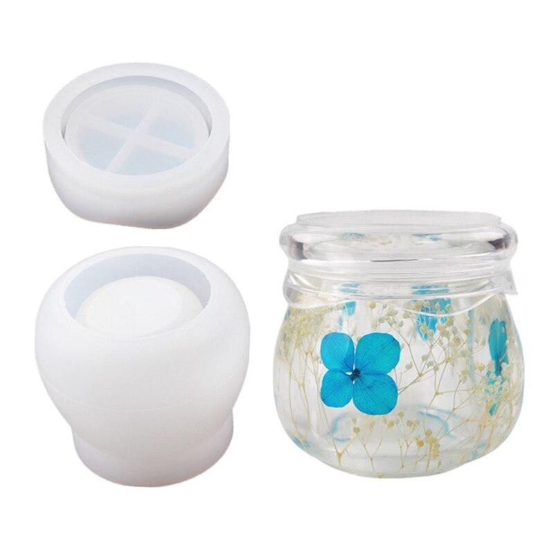 Коробка для хранения, форма, коробка для ювелирных колец, форма, подходит для мыла, подсвечника, шкатулка для украшений, цветочный горшок, ру...