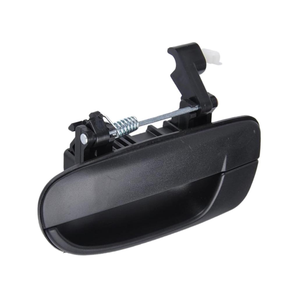 Black Auto Left-Rear Exterior Door Handle #83660-25000 For Hyundai Accent