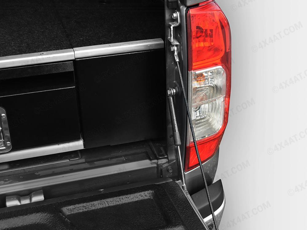 Для Nissan Navara D23 2014-2019 для NP300 Navara газовые стойки с пружинным подъемом опорные стойки ударные задние Багажники багажника