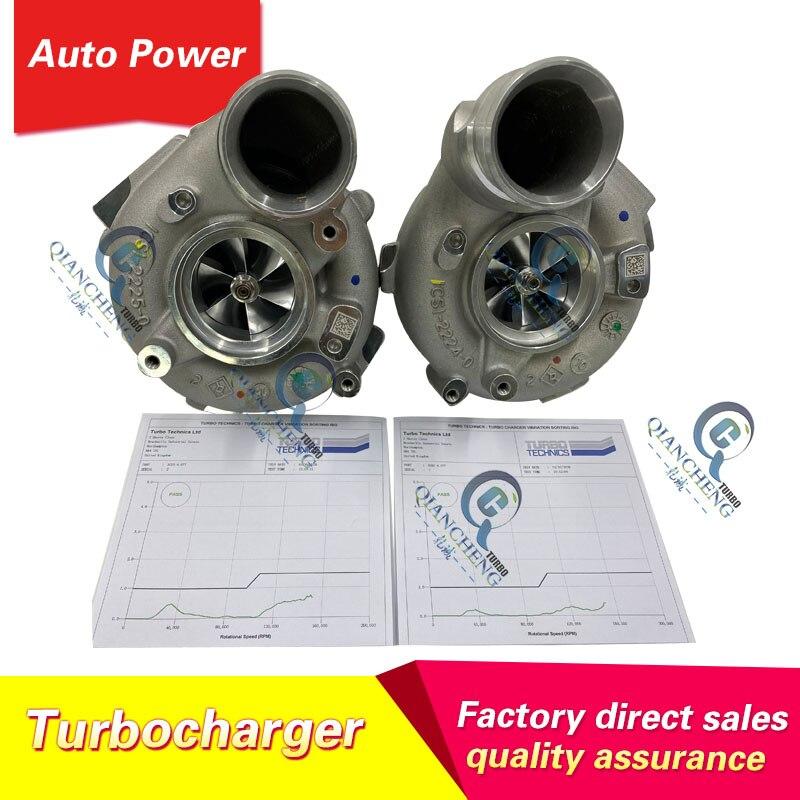 Для RS7 TURBO 079145721B 079145722B Турбокомпрессор Для AUDI RS7 turbo высокой мощности-0
