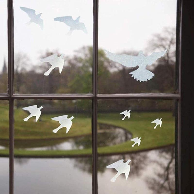 AliExpress - 26 Pieces Birds Protection Stickers Bird Anti-Collision Window Alert Decals DIY Glass Decoration Modern Home Decor