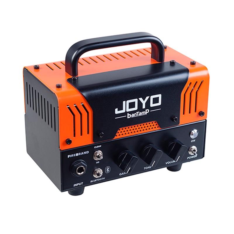 JOYO Tube Amplifier Guitar Speaker Preamp Multi Effects Distortion Heavy Music BanTamP FireBrand Electric Guitar Amp Accessories enlarge