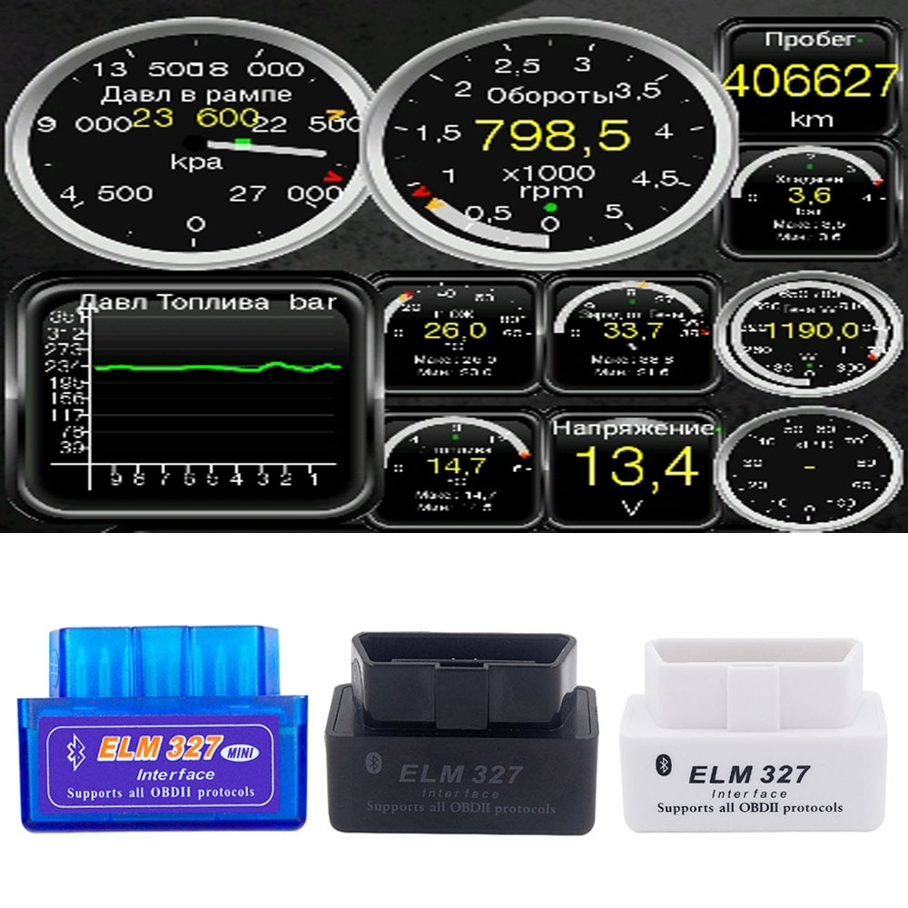 Мини OBD2 сканер V2.1 ELM327 для Mazda 3 6 2 CX5 CX8 CX9 OBDII сканер ELM 327 сканер адаптер Bluetooth автомобильный диагностический инструмент