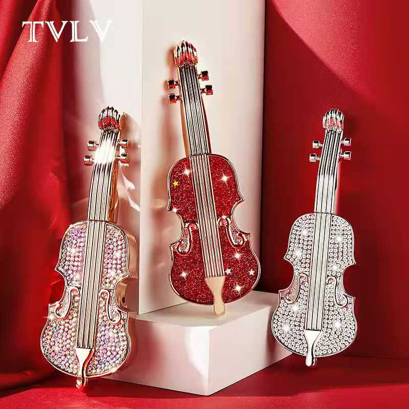 h pfitzner violin sonata op 27 TVLV Diamond Violin Tube Lip glaze Violin Lip glaze Soft mist velour air lip glaze Violin lipgloss Diamond Lip Gloss Tube
