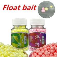 170/900pcs EPS Carp Foam Floats Ball Beads Beans Fishing Lure Boilies Sweet Smell Floating Bottom Hair Rig Popup Fishing Bait