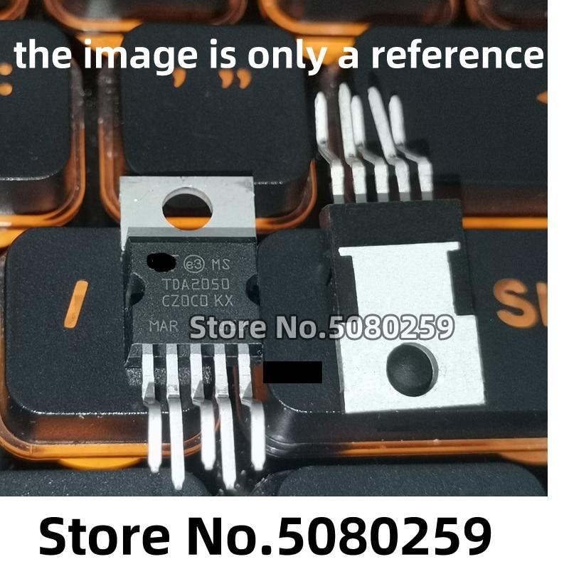 200/100/50/30 Uds TDA2030 TDA2003 TDA2004 TDA2050 TDA2050A a-220