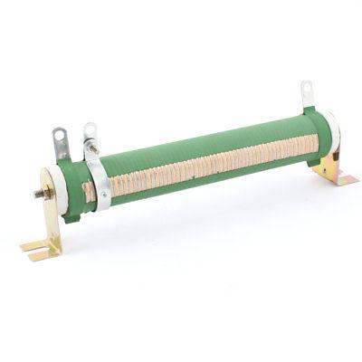 Resistor Variable de 100W, Reóstato bobinado 5R/10R/20R/30R/50R/100R/200R/500R/1KR