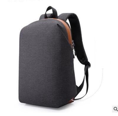 حقيبة ظهر رجالية لأجهزة الكمبيوتر المحمول مقاس 15.6 بوصة ، حقيبة مدرسية من أكسفورد للرجال ، حقيبة سفر للمراهقين