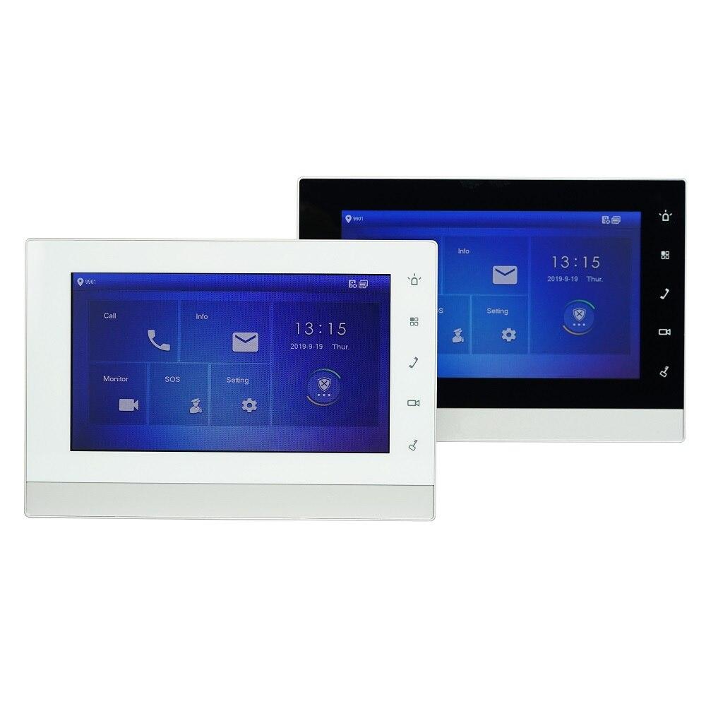 DH многоязычный VTH1550CHW 2 S1 проводной внутренний монитор ip дверной звонок