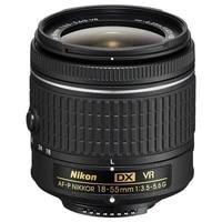 USED Nikon AF-P DX NIKKOR 18-55mm f 3 5-5 6G Lens for Nikon DSLR Cameras