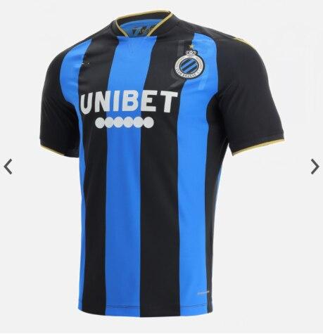 Camiseta del Club Brugge home, camiseta personalizada, Jerseys, Vanaken, Vormer, brogge, 21,...