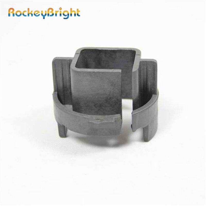 Rockeybright 2X xenon bombilla HID H7 soporte para adaptadores base de soporte para Kia Cerato K3 adaptador H7 accesorios para faros de coche