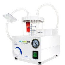 Elektronische Sputum Aspirator Medische Zuig Machine Draagbare Aspirator Sputum Zuigmachine Suctioning Apparaat 220V