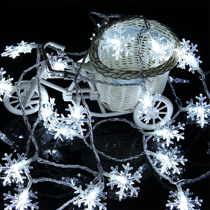 Guirnalda de luces de halloween para decoración de bodas, luces de navidad...