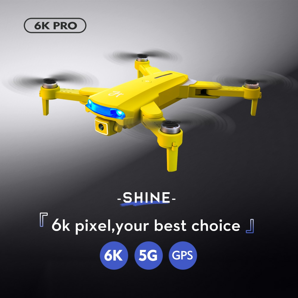 TYRC LS25pro GPS Drone 4k 6k Professional HD Dual Camera Brushless Aerial Photography Wifi RC Foldable Quadcopter 1.2KM Distance enlarge