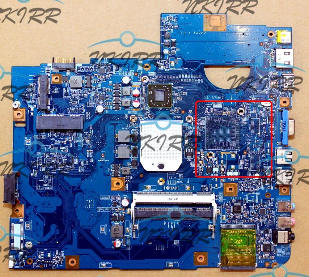 09230-1 JV50-TR MB 48.4FN01.011 MBPHA01001 DDR2 RAM اللوحة لشركة أيسر أسباير 5542 5542G 5242G ms2277