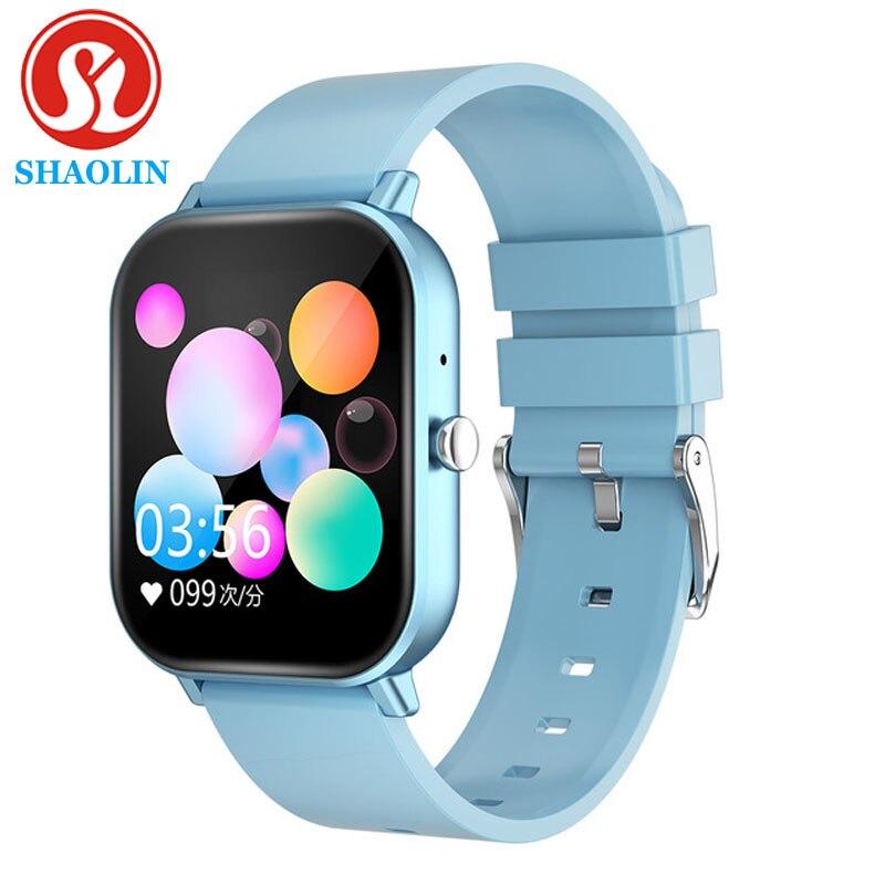 SHAOLIN Smart Watch P8 Wristband Men Women Sport Clock Heart Rate Monitor Sleep Monitor Smartwatch t