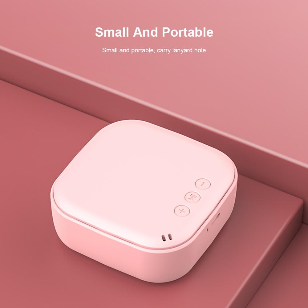 Wireless Speaker Portable Mini Subwoofer Waterproof IPX5 Sports Music Player Outdoor 5.0 Bluetooth-Compatible Loudspeaker