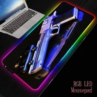 xgz rgb illumination large mouse pad gamer led computer mousepad with backlight carpet for keyboard desk mat for csgo gun