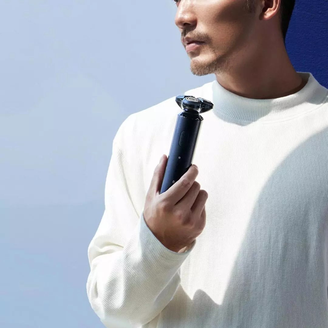 Xiaomi Mijia Electric Shaver S700 3 Gear Speed Three Floating Heads Beard Razors Type-C Dock Charge Men Facial Cleaning Brush enlarge