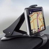 cbmmaker car phone holder universal 360 mount stand display bracket easy clip mount stand for iphone samsung xiaomi gps display