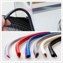 Barreras de choque de maletero trasero silencioso con sonido de puerta de 6 colores para Toyota Land Cruiser 200 FJ 120 150 100 accesorios Prado