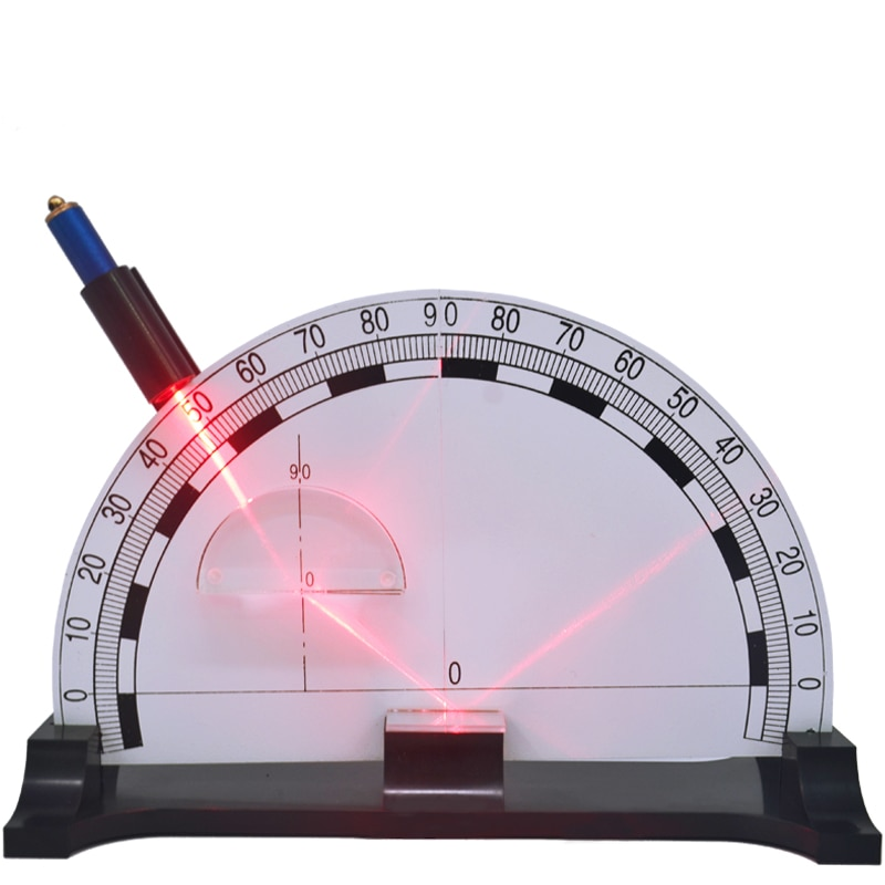 Light Reflection and Refraction Demonstrator Physical Optical Experiment Teaching Instrument Equipme