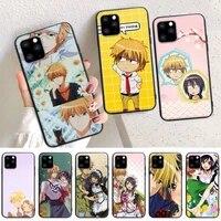 anime maid sama kaichou wa phone case for iphone 6 7 8 plus 11 12 promax x xr xs se max back cover