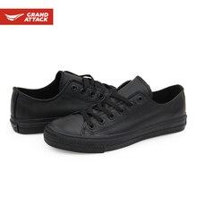 Büyük saldırı erkekler kanvas ayakkabılar 2020 yeni stil vulkanize ayakkabı rahat ayakkabılar spor ayakkabı spor ayakkabı