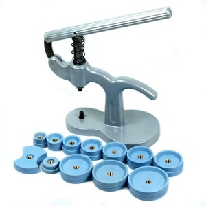 Набор инструментов для часового аппарата чехол для задней панели с креплением из хрустального стекла 18-50 мм