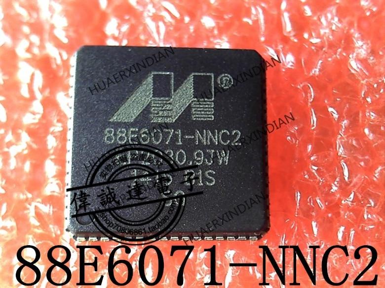 1 peças original novo 88e6071-nnc2 88e6071-b1-nnc2c000 qfn56 2 em imagem real em estoque