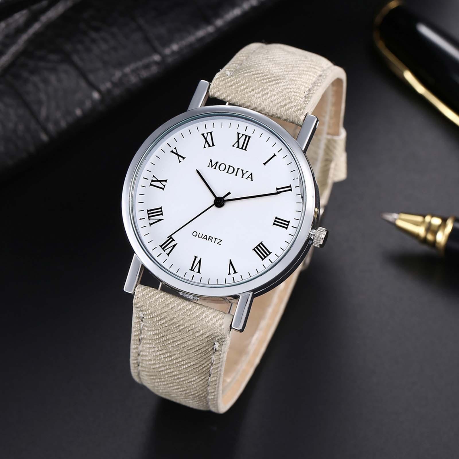 Women Watch Luxury Brand Fashion Leather Strap Sport Quartz Clocks Wrist Analog Watch Gift Ladies ч