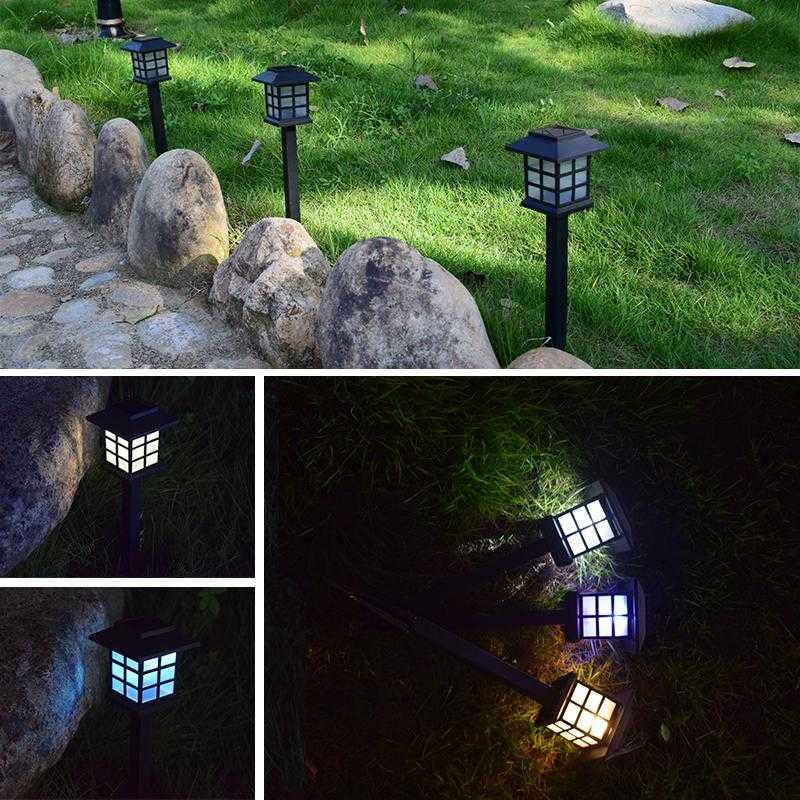 Bahce Aydinlatma Luce De Lampy Ogrodowe Terraza y Gartenbeleuchtung Luz Light LED Garden Decoracion Jardin Exterior Lawn Lamp enlarge