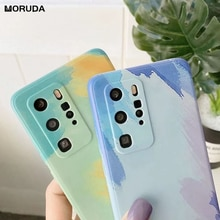 Luxury Marble Silicone Case for Huawei Nova 5T Honor 20 Cover for Huawei P30 P40 Pro Mate 20 30 40 U
