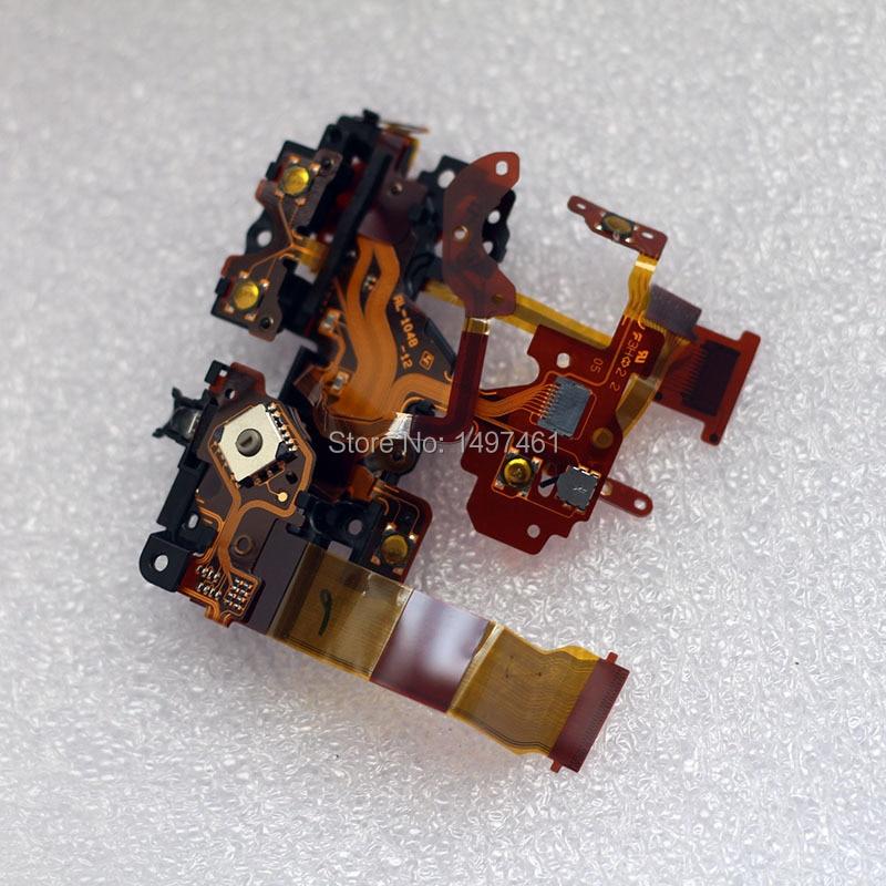 أعلى غطاء مصراع الكابلات المرنة إصلاح أجزاء لسوني ILCE-7M2 آسى ILCE-7sM2 ILCE-7rM2 A7M2 A7rM2 A7sM2 A7II A7sII A7rII كاميرا