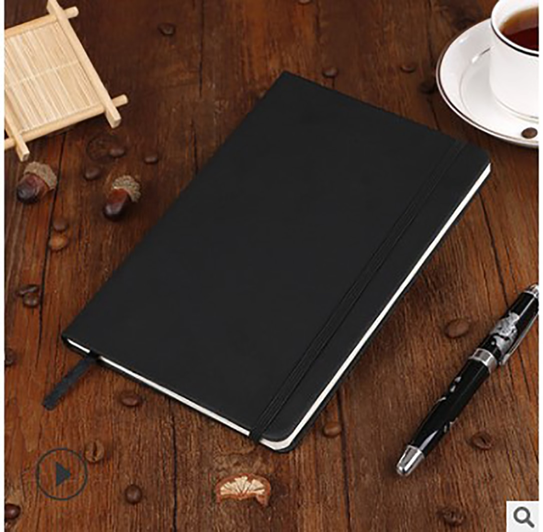 2pcs Mini Pocket Notebook Simple Design Easy-carry Notebooks And Journals For Students Writing Office Using Note Stationery