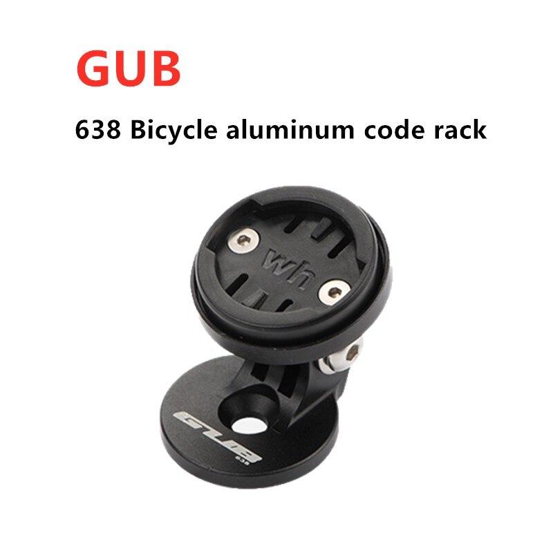 Gub 638 garmin cat eye bai rui teng wahoo estrada mountain bike lidar com suporte de mesa capa extensão suporte