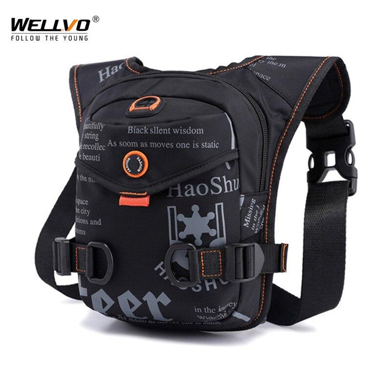 Сумка для велоспорта XA670ZC, водонепроницаемая, нейлоновая, многофункциональная, нагрудная, переносная, высокого качества
