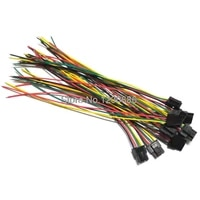 4pin 15cm 22awg power connector plastic shell molex 3 0mm 43645 0400 male power wire harness molex micro fit 3 0 wire harness