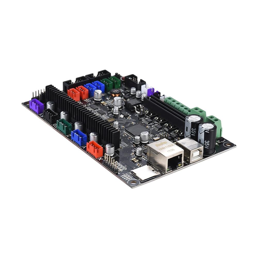 اللوحة الأم V1.3 للطابعة ثلاثية الأبعاد ، اللوحة الأم TFT32 مع شاشة لمس ملونة كاملة 3.2 بوصة ، تدعم وظيفة ذاكرة قطع الطاقة USB