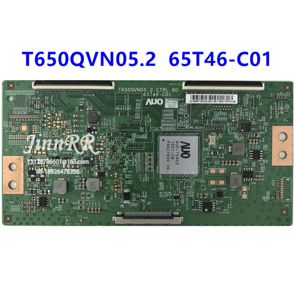 T650QVN05.2 CTRL BD 65T46-C01 Original logic board For L653AN LED65K5500U Logic board Strict test quality assurance