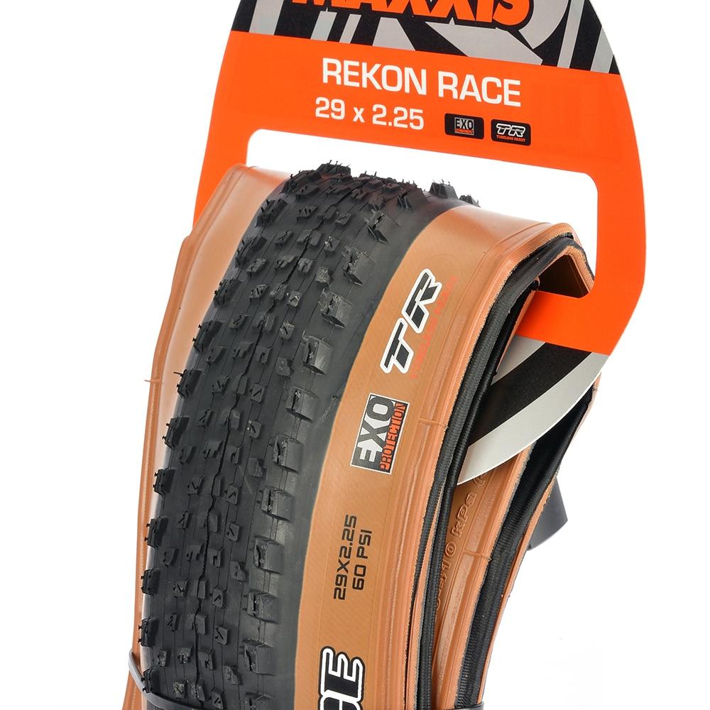 سباق MAXXIS REKON (M355RU) إطارات قابلة للطي للدراجات الجبلية الجبلية 27.5x2.0/2.25 29x2.25/2.35