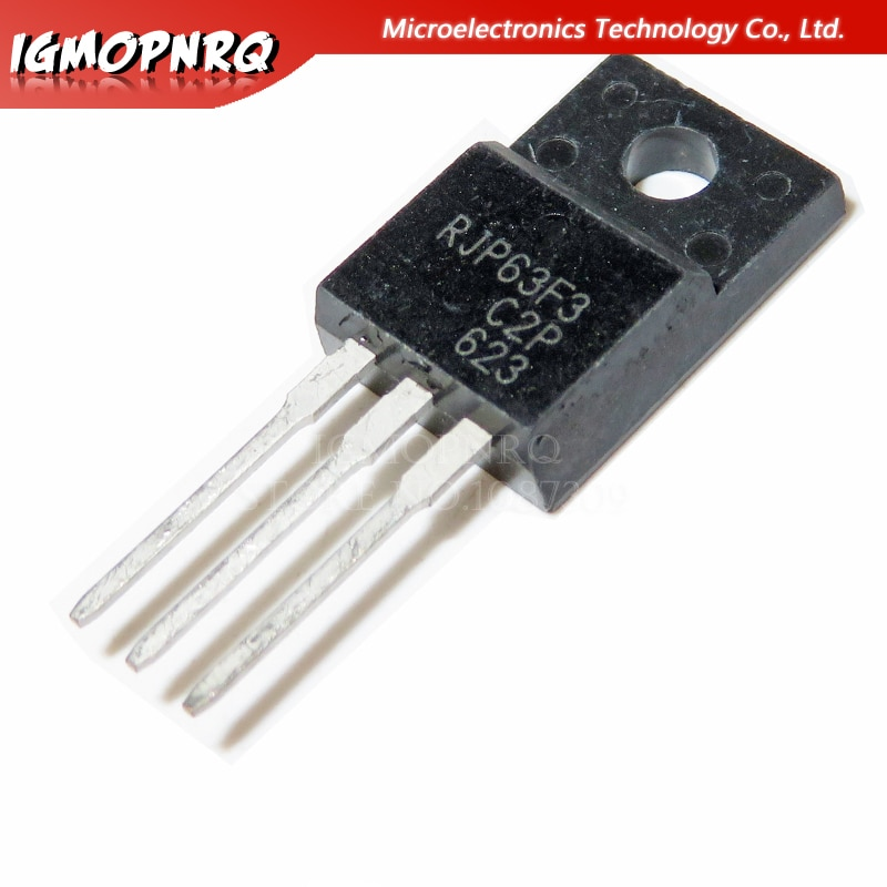5 uds RJP63F3 RJP63F3A transistor TO-220F nuevo original