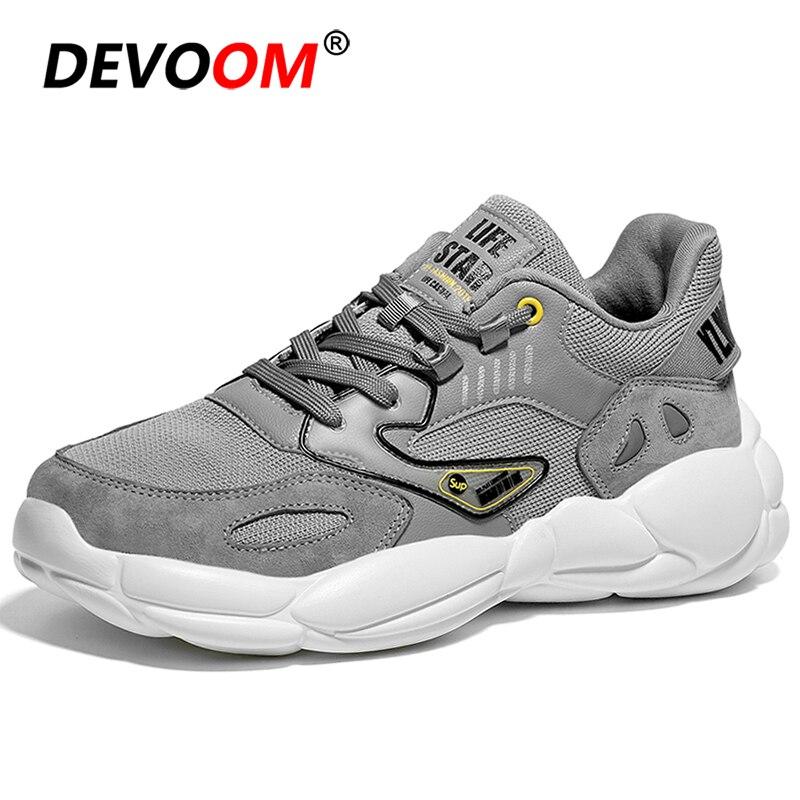 2020 chunky tênis homens casuais sapatos de marca plana masculino formadores tenis respirável masculino zapatillas hombre calçado triple s