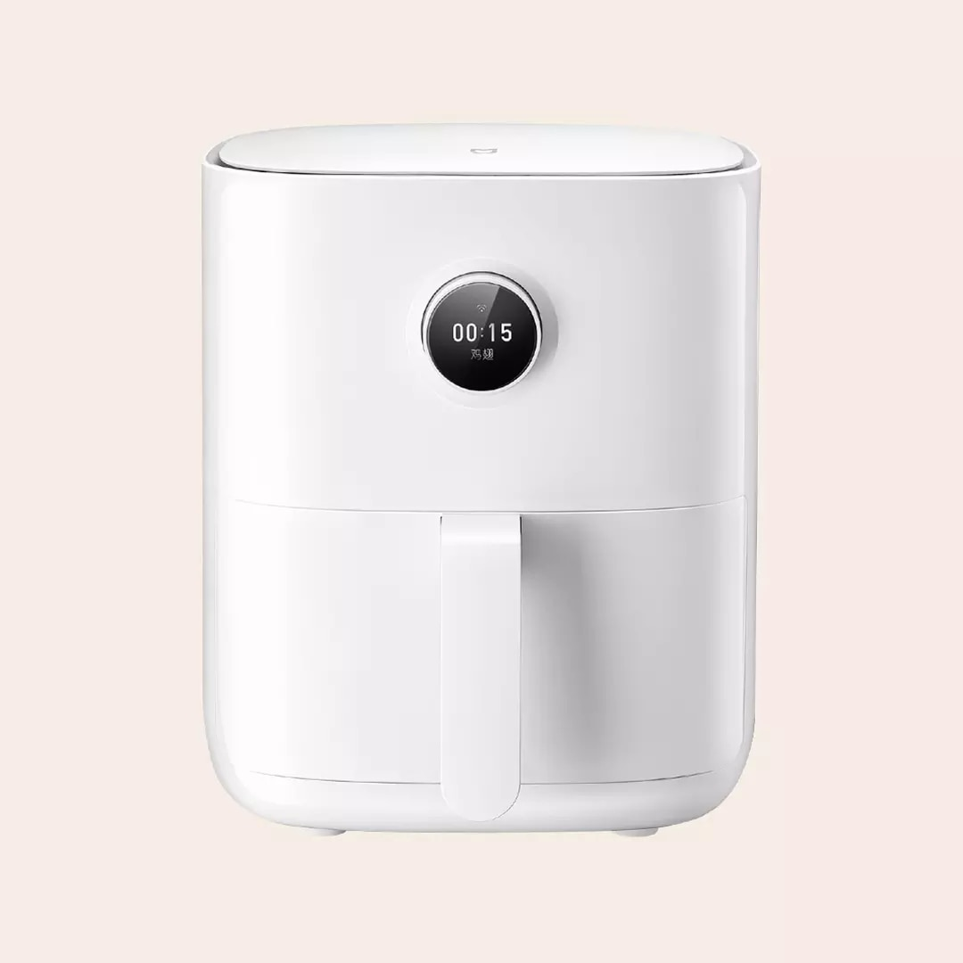XIAOMI Mijia MAF01 3.5L Smart Air Fryer oven 360°Baking electric air fryer without oil OLED screen Support Mijia App Control
