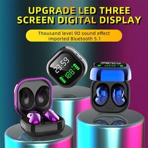 TWS Bluetooth-наушники, беспроводные наушники, водонепроницаемые 8D HiFi-наушники с бинауральным вызовом, спортивные наушники с шумоподавлением