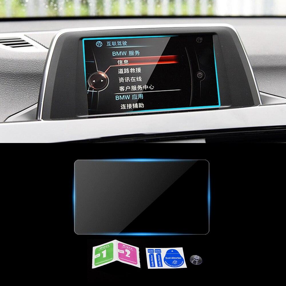 Para BMW Serie 2 F45/F46 2013-2019, Monitor de película de navegación para automóvil, Protector de pantalla, película protectora de vidrio templado GPS