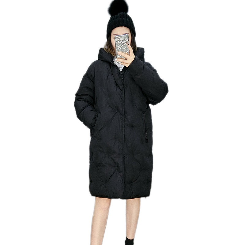 Abrigo acolchado de algodón para mujer 2020 Otoño Invierno moda nuevo algodón para mujer Nueva inclusión A962