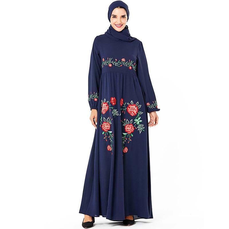 платье kidonly kidonly mp002xw0iu2q Цветочная подсветка, искусственное мусульманское платье, женское платье, турецкое платье, красивое платье, женское платье