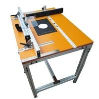 desktop engraving machine flip workbench household electric wood milling trimmer mesa bakelite workbench woodworking equipment